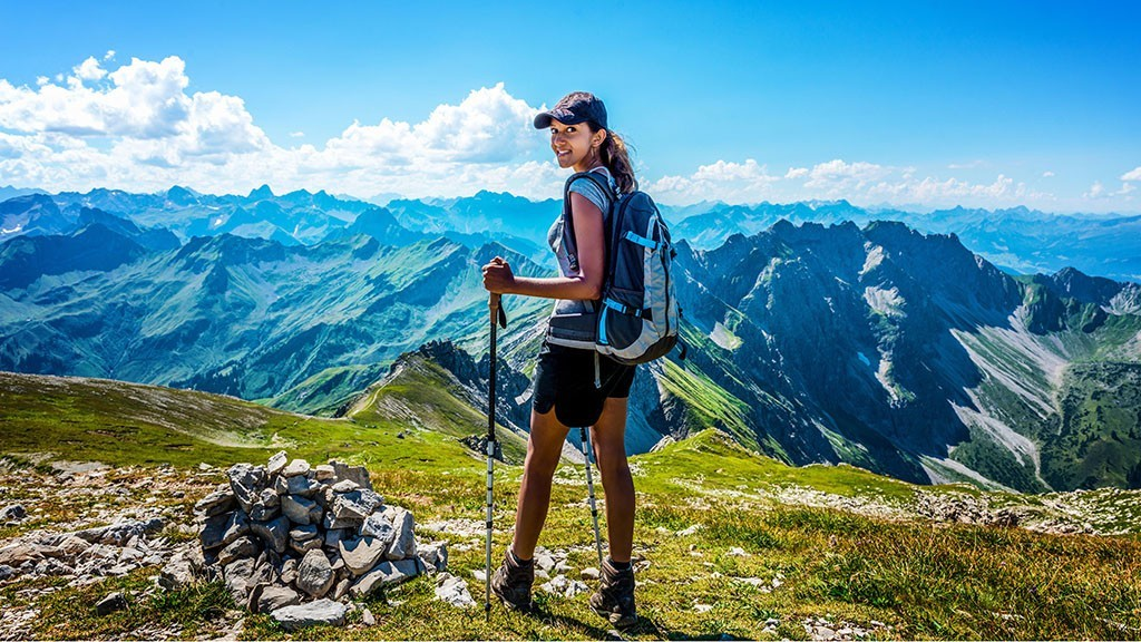 In Deutschland wandern laut einer Studie des Deutschen Wanderverbands drei von vier Menschen.