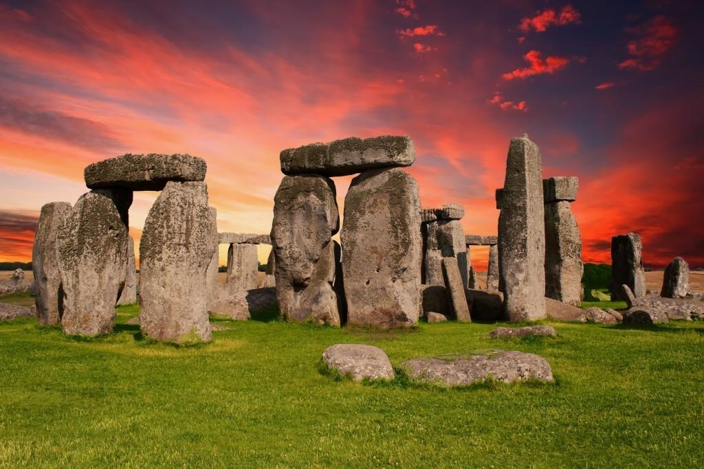 Stonehenge ist einer der bekanntesten Wahrzeichen in Großbritannien (Foto: Pixabay)