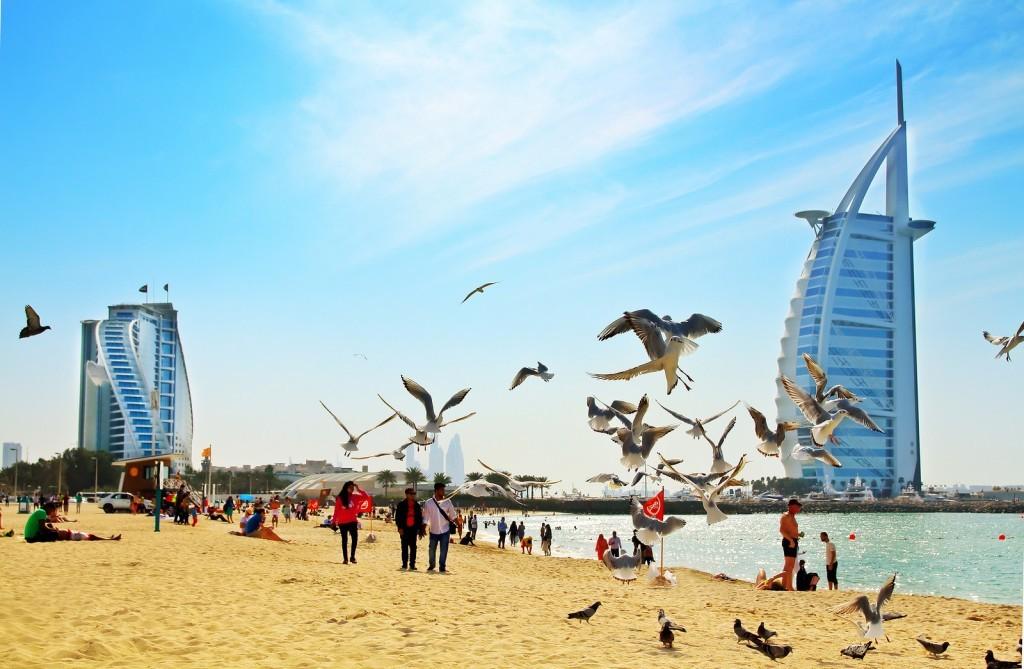Jumeirah Public Beach in Dubai (Foto: Bigstock)