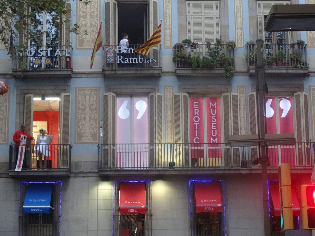 Museu de L'Erotica,Barcelona