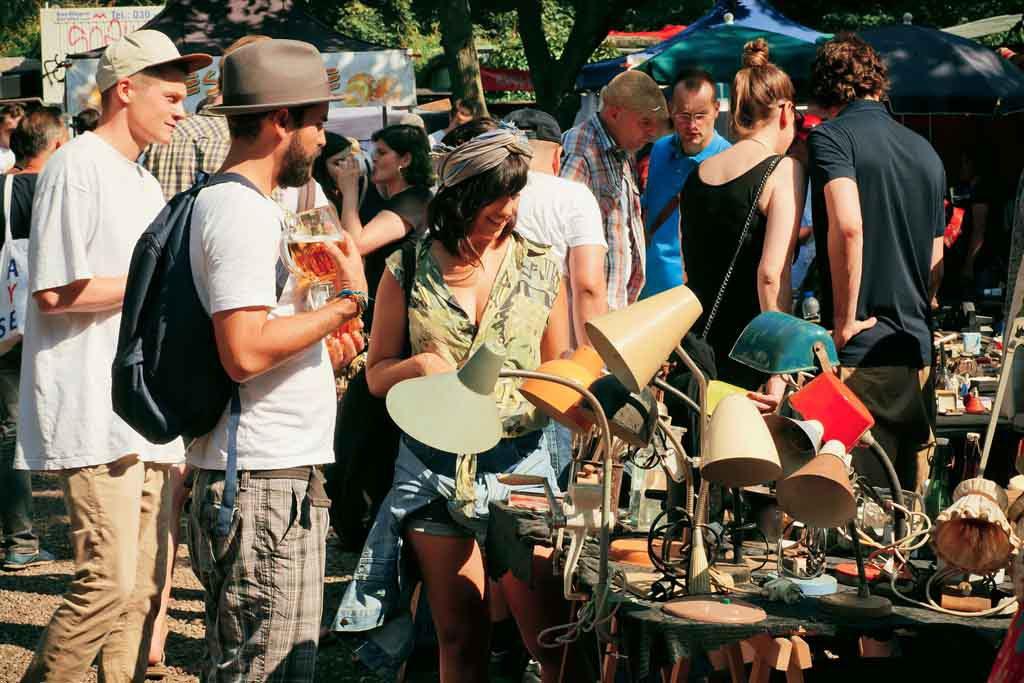 Berlins Wochenmärkte