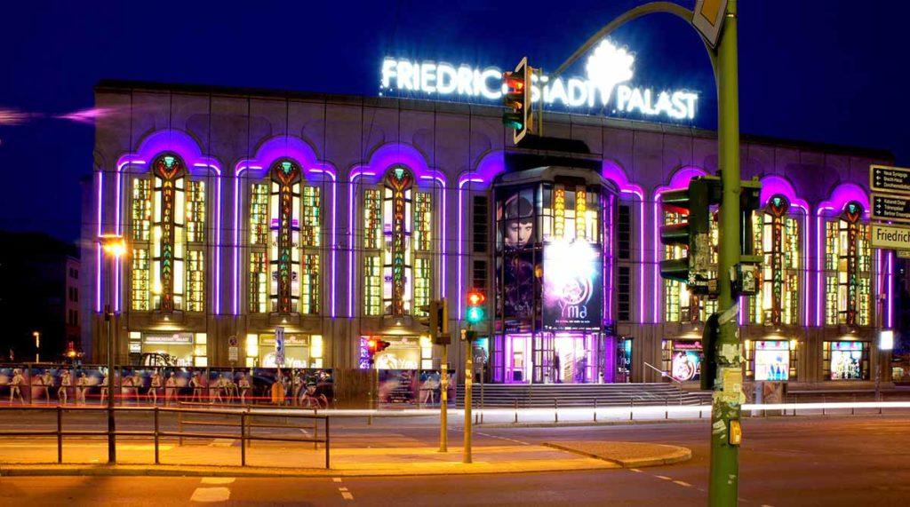 Friedrichstadt-Palast in Berlin