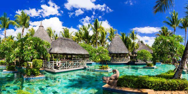 Die Malediven bestehen aus mehreren Atollen und insgesamt rund 1190 Inseln