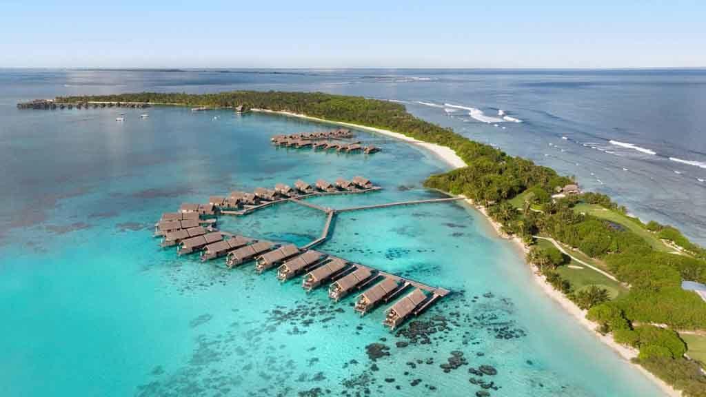 Addu Atoll, Shangri-La's Villingili Resort & Spa
