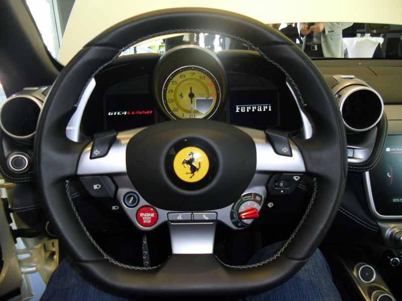 Ferrari GTC4Losso Foto: Frank Moritz