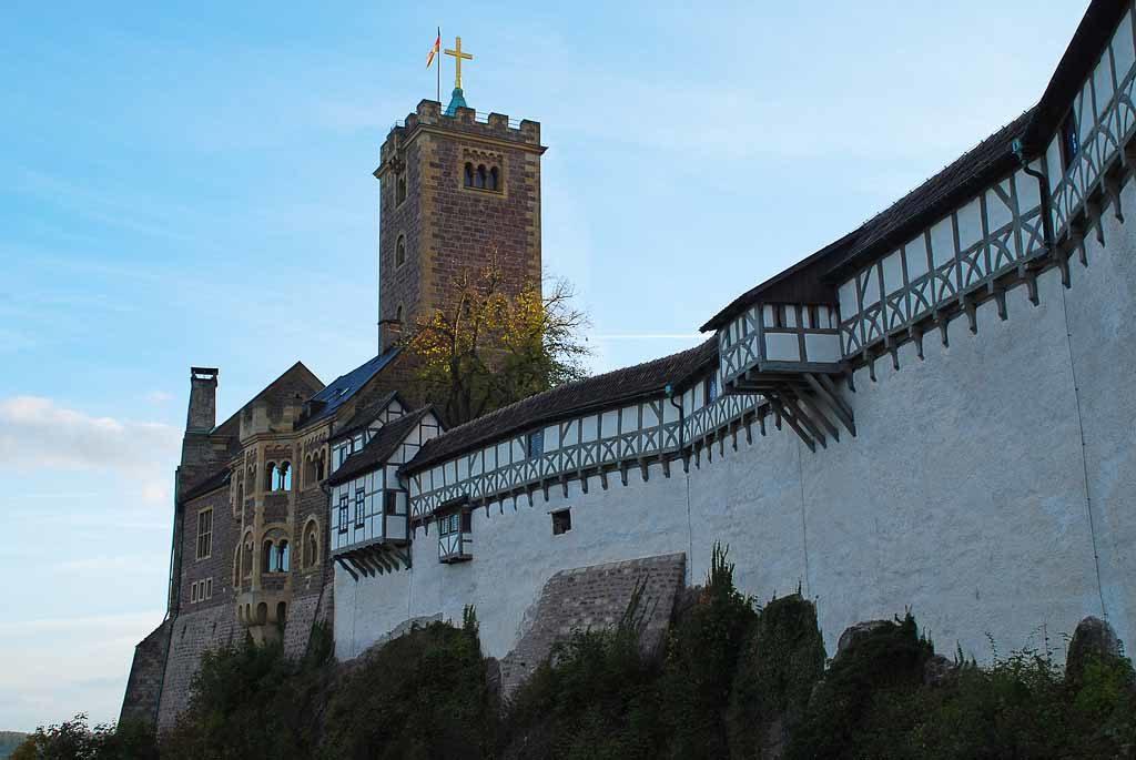 Die Wartburg in Eisenach (Foto: Bigstock)