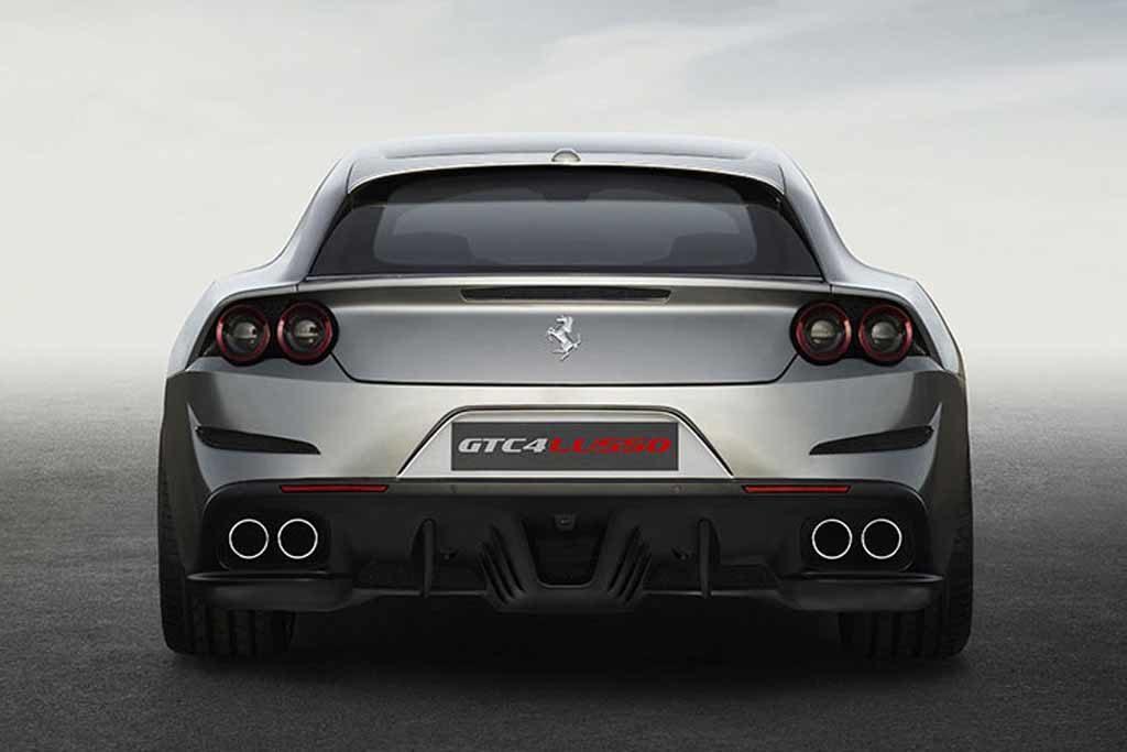 Ferrari GTC4Lusso Foto: Ferrari
