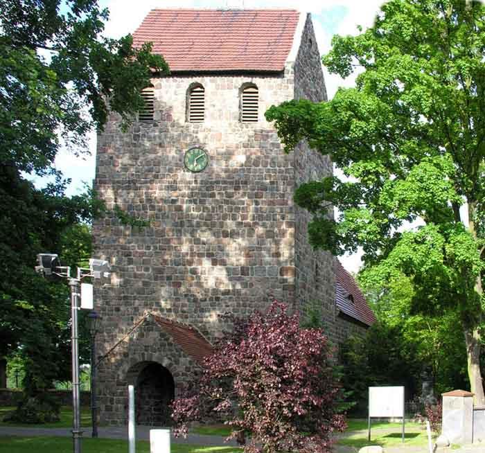 Dorfkirche in Marienfelde