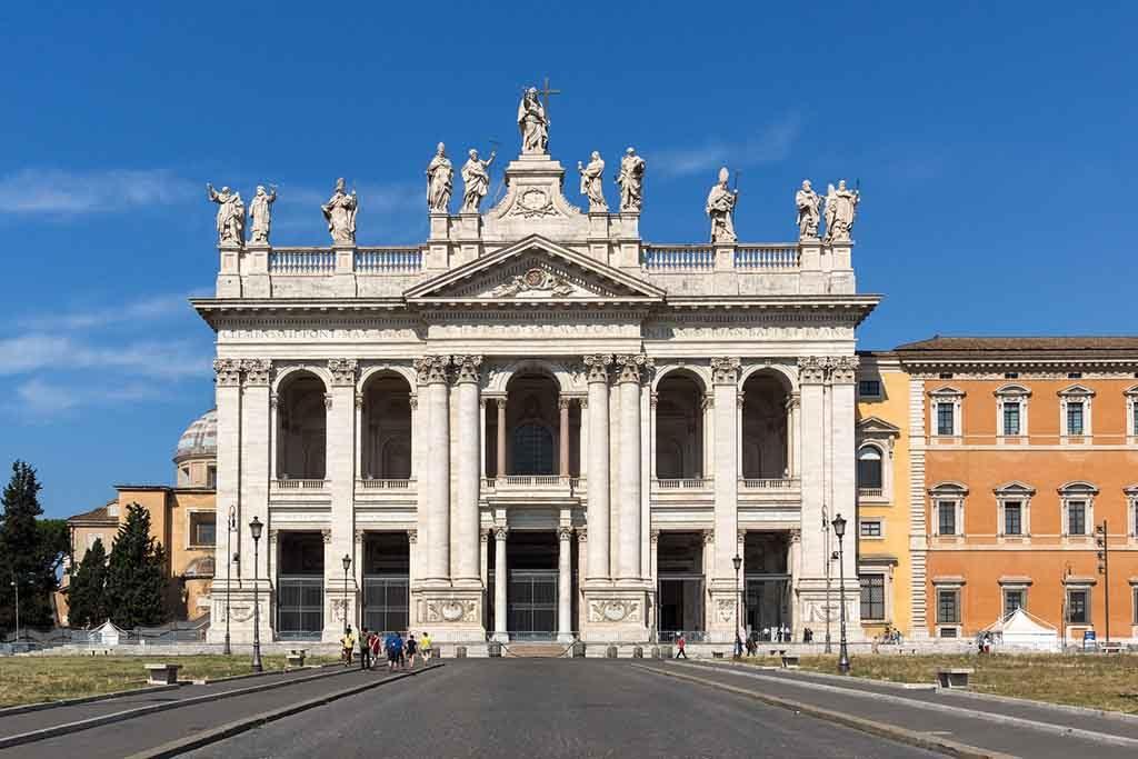 Basilica San Giovanni in Rom