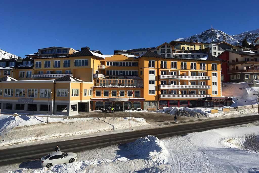 Obertauern – Hotel Steiner Foto: Anika Giese