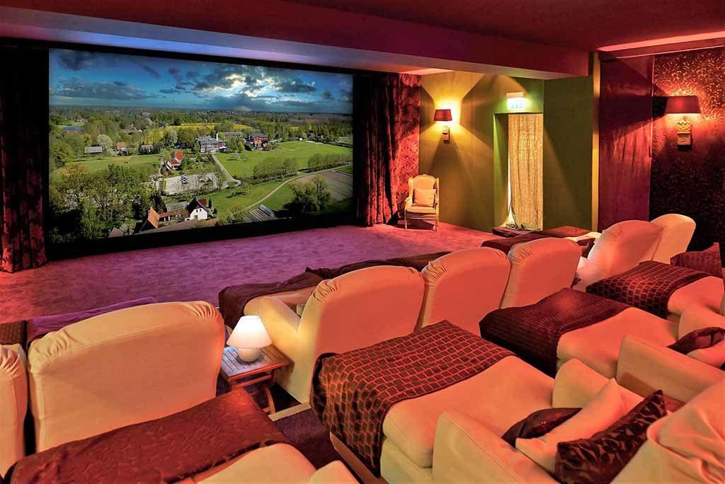 Kino in der Bleiche Foto: © Bleiche Resort & Spa
