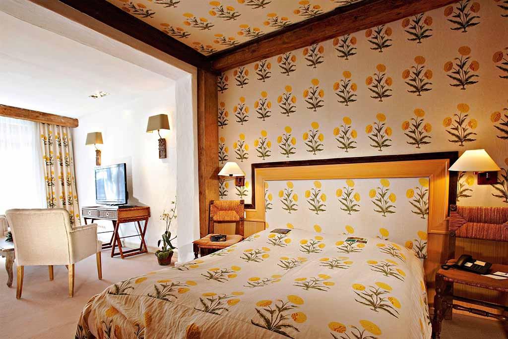 Zur Bleiche – Kleines Doppelzimmer mit ca. 25 qm  Foto: © Bleiche Resort & Spa