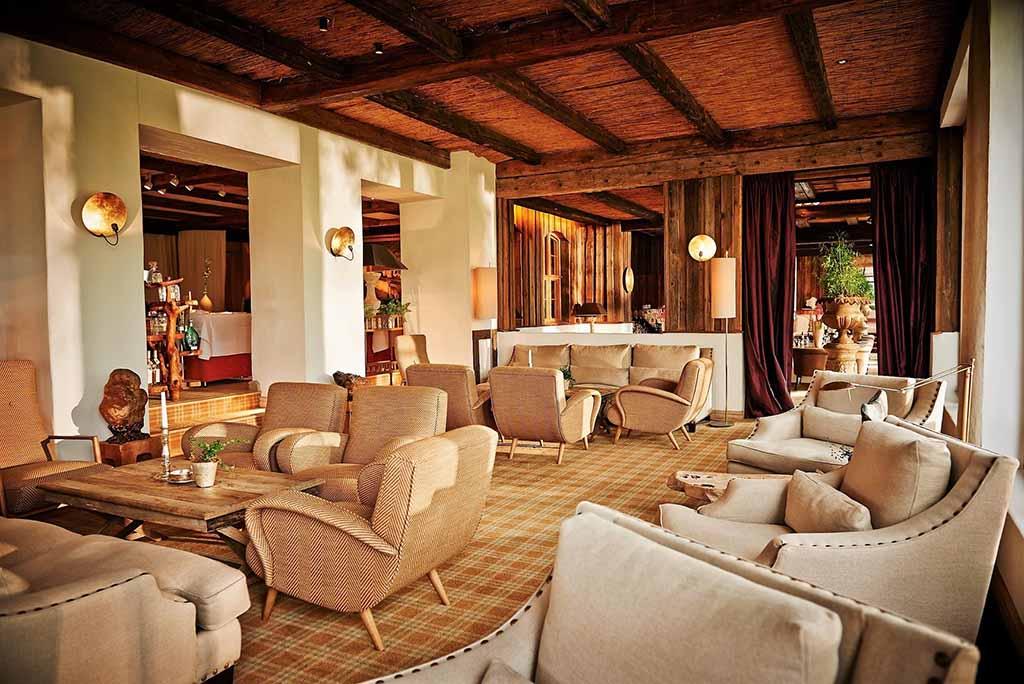 Das Foyer  Foto: © Bleiche Resort & Spa