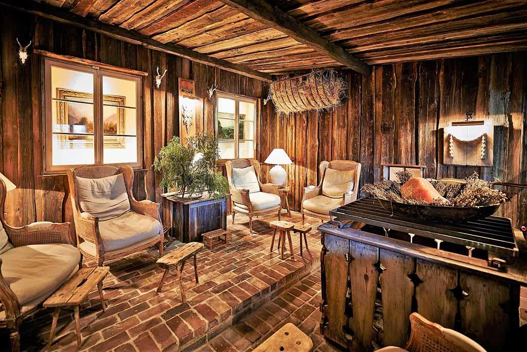Zur Bleiche – Die Kräuterkammer  Foto: © Bleiche Resort & Spa