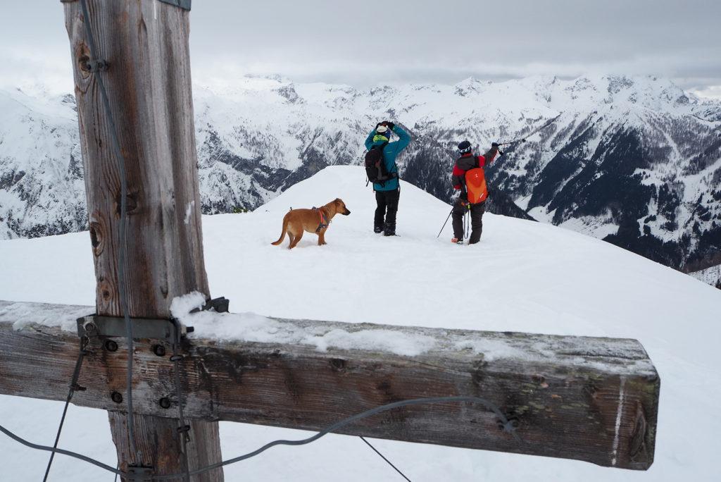 Obertauern – Gipfel / Powder Foto: Anika Giese