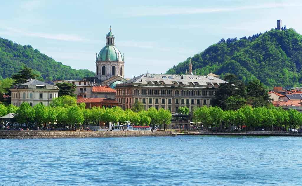 Sehenswert: Die Altstadt von Como, Italien