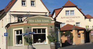 Hotel Goldenes Fass in Meißen Foto: F. Moritz