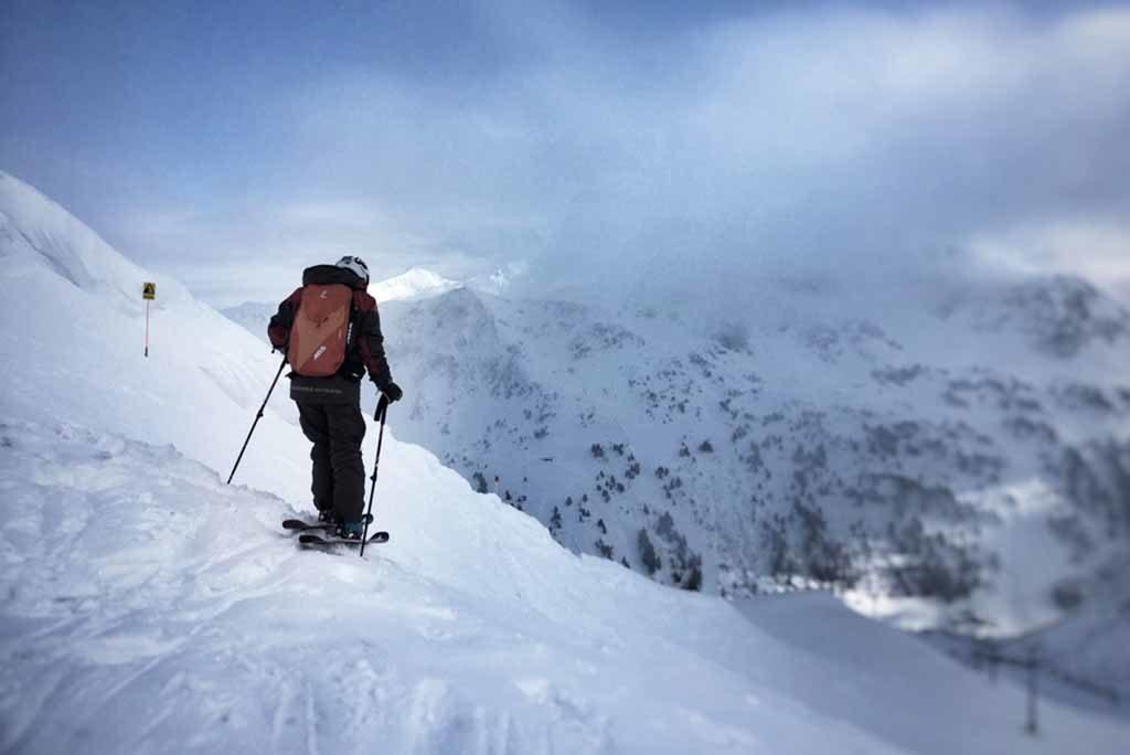Obertauern – Freeriden Foto: Anika Giese