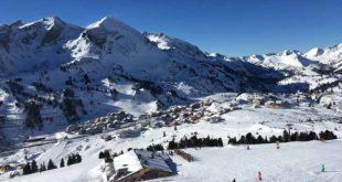 Obertauern – Panorama Foto: Anika Giese