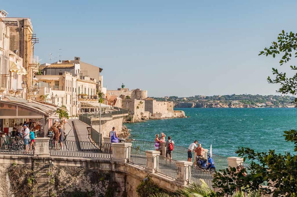 Syrakus – Küstenstadt auf Sizilien