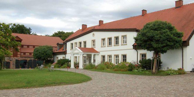 Gutshaus Stolpe - Haupthaus Foto: F. Moritz