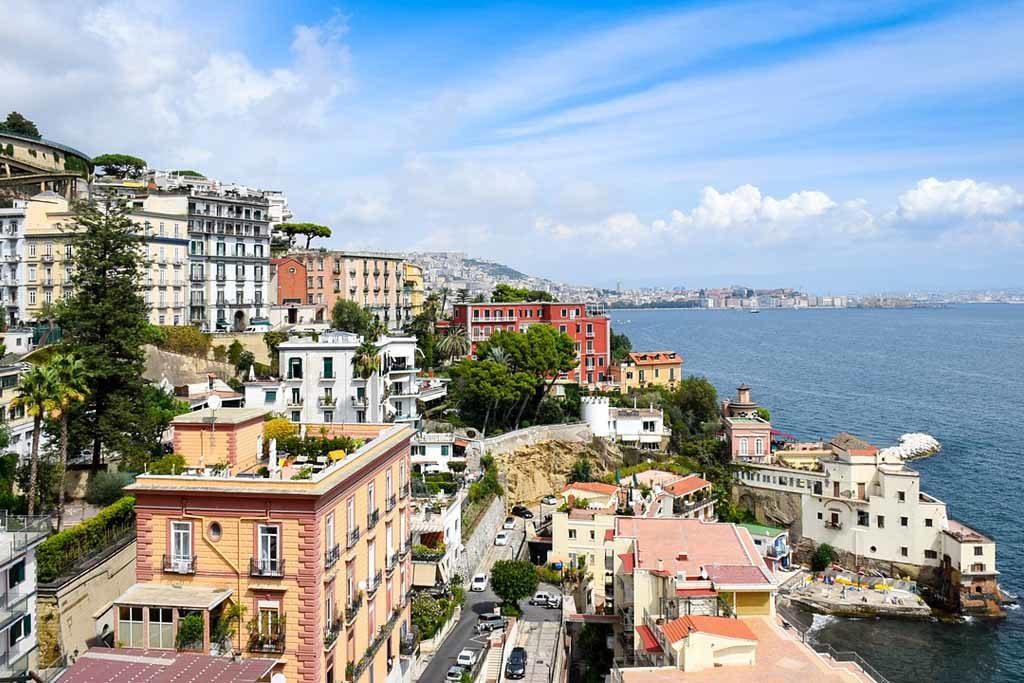 Neapel, Italien