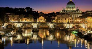 Rom ist die meistbesuchte Stadt in Italien