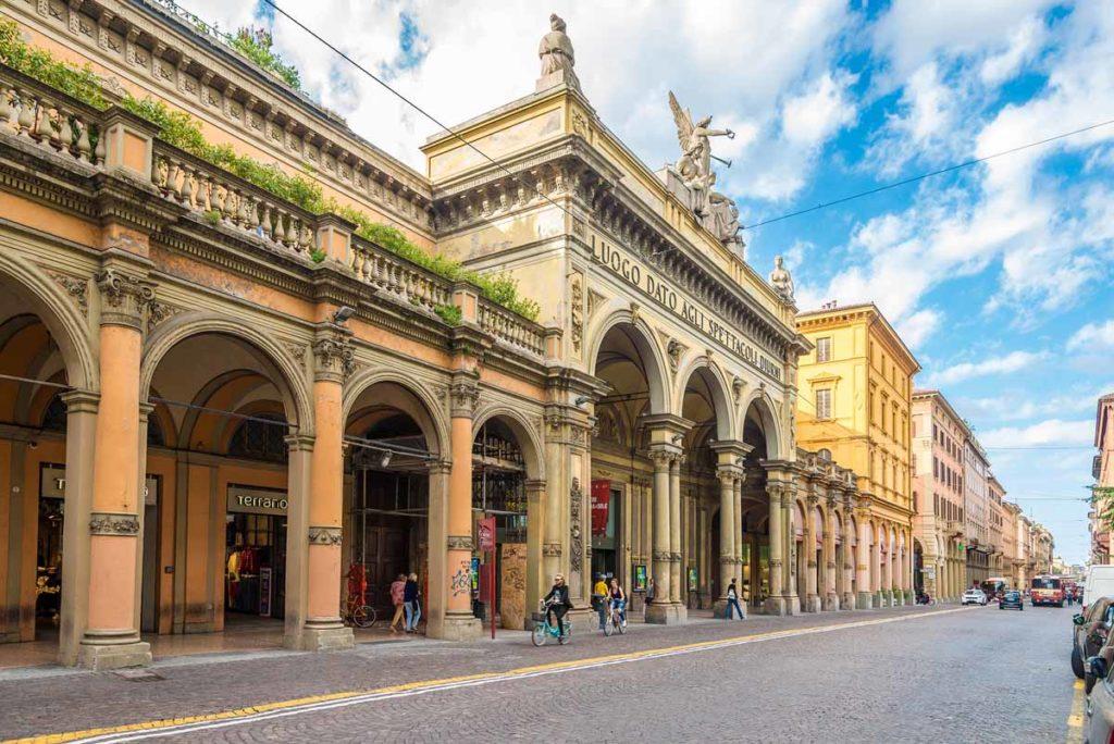 Bologna gilt als Schlaraffenland für Feinschmecker