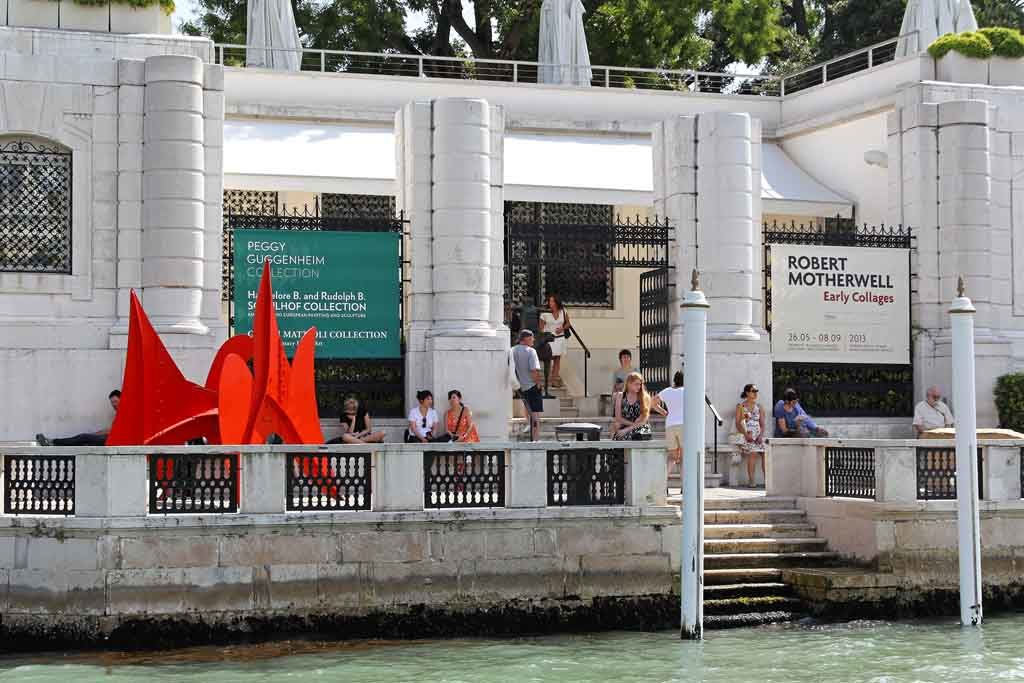 Peggy Guggenheim Collection Venedig