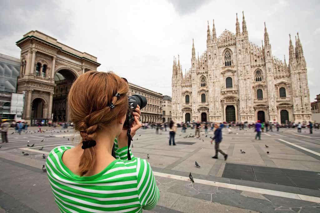 Piazza del Duomo in Mailand Foto: Bigstock
