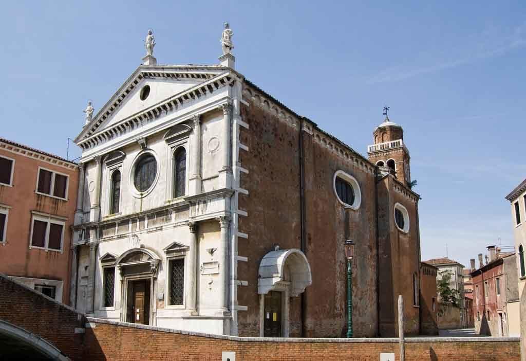 San Sebastiano, Venedig