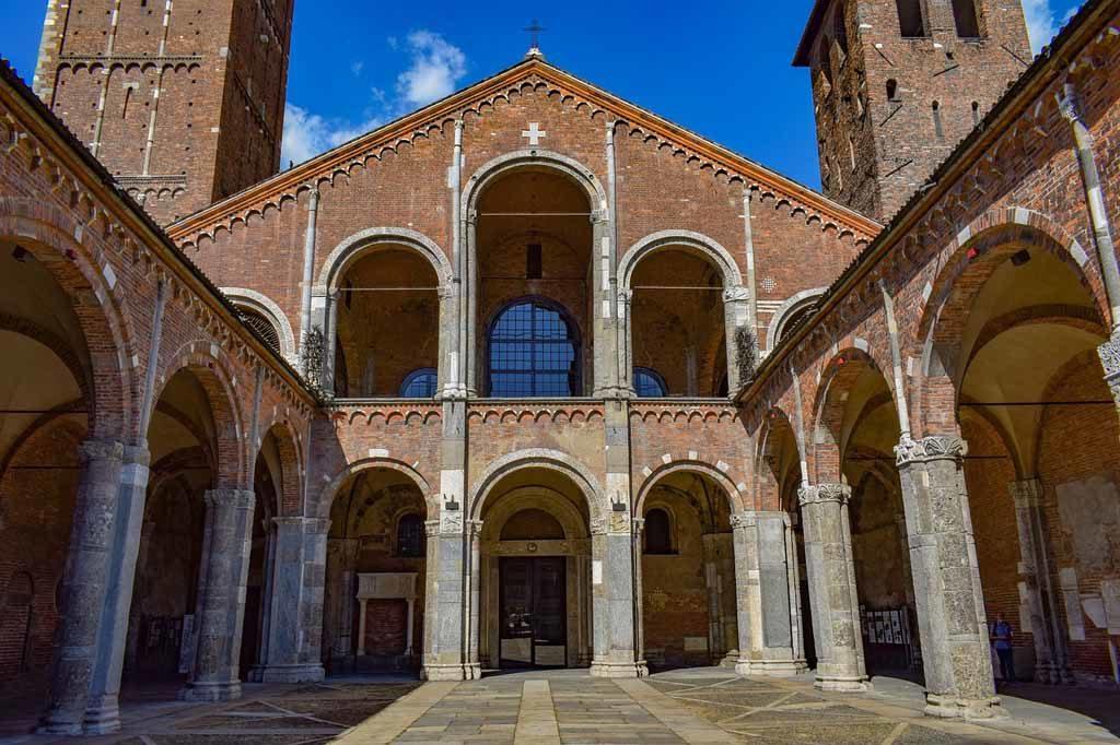 Sant Ambrogio in Mailand