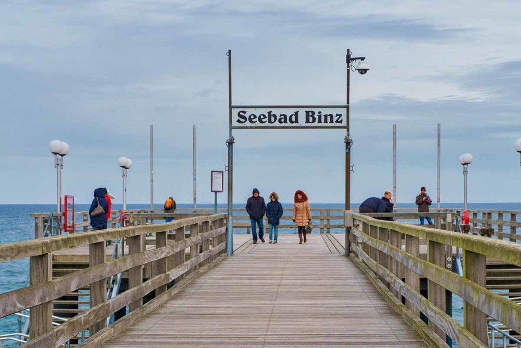 Seebrücke, Binz
