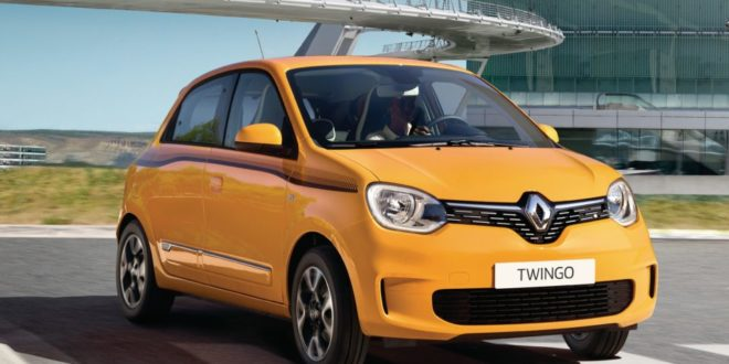 Renault Twingo mit Facelift Foto: Renault