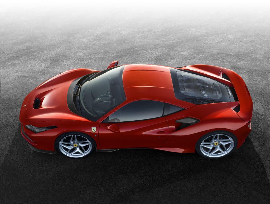 Ferrari F8 Tributo Foto: Ferrari