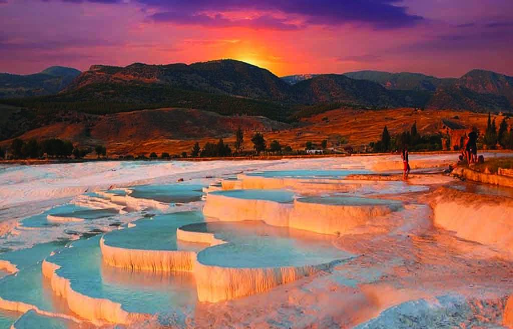 Pamukkale, Türkei