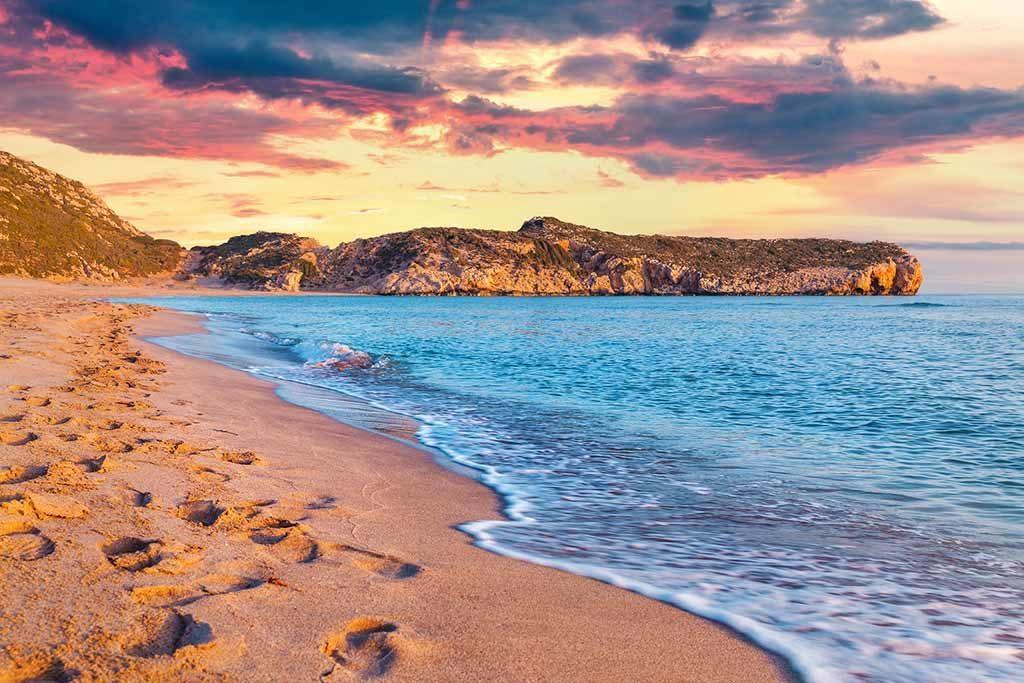 Patara Beach, Türkei