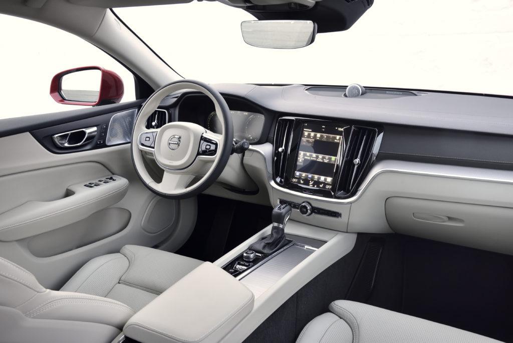Typisches Volvo-Interieur: Edel, aufgeräumt und stilsicher Foto: Volvo