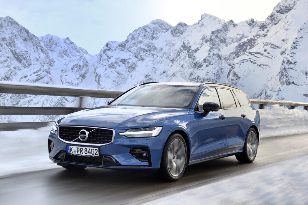 Volvo V60 R-Design Foto: Volvo