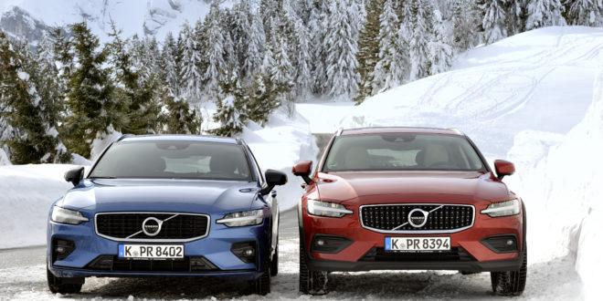 Volvo V60 R-Design und Cross Country Foto: Volvo