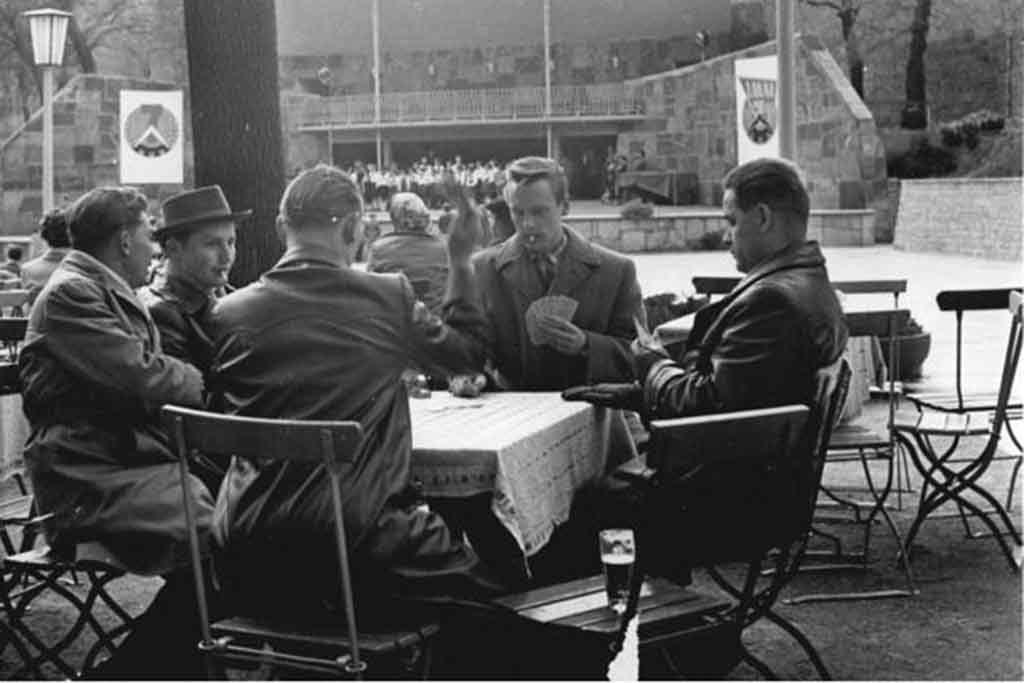 Der Prater ist Berlin ältester Biergarten