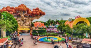 Mehr als 40 Attraktionen warten in Italiens größtem Freizeitpark Gardaland – Foto: Bigstock