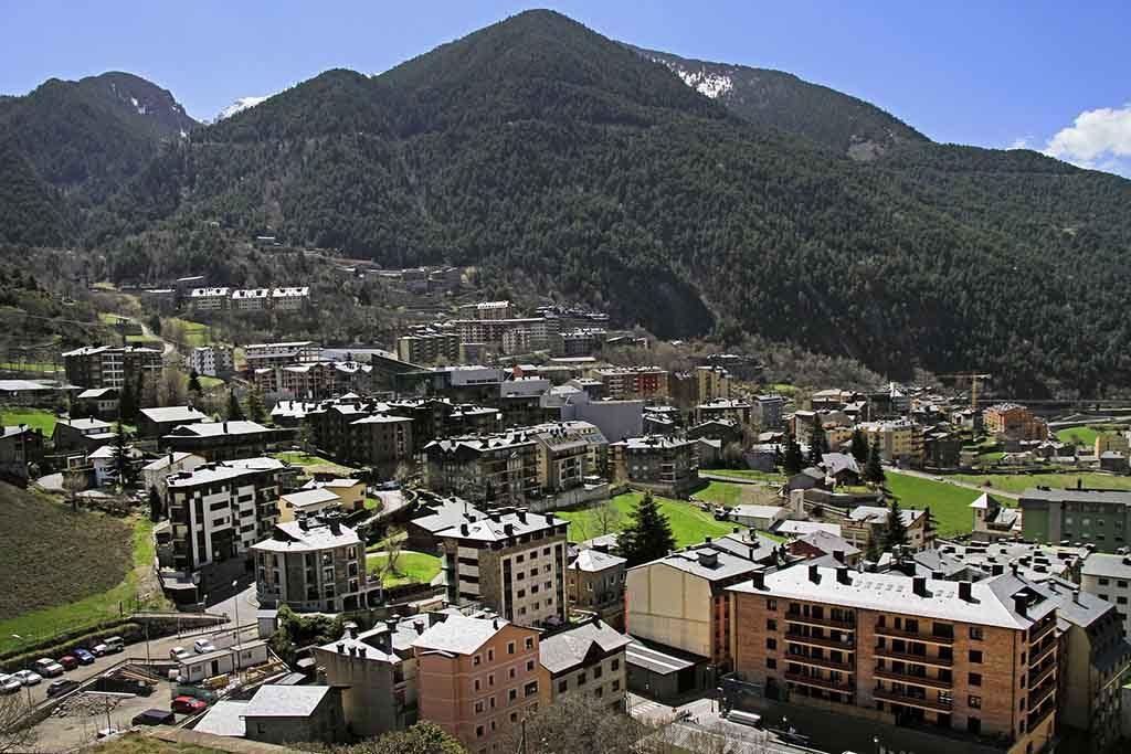 Encamp in Andorra