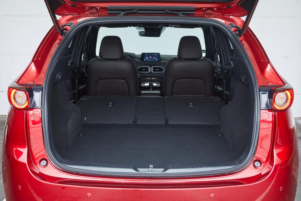 Mazda CX-5 Modelljahr 2019 Foto: Mazda