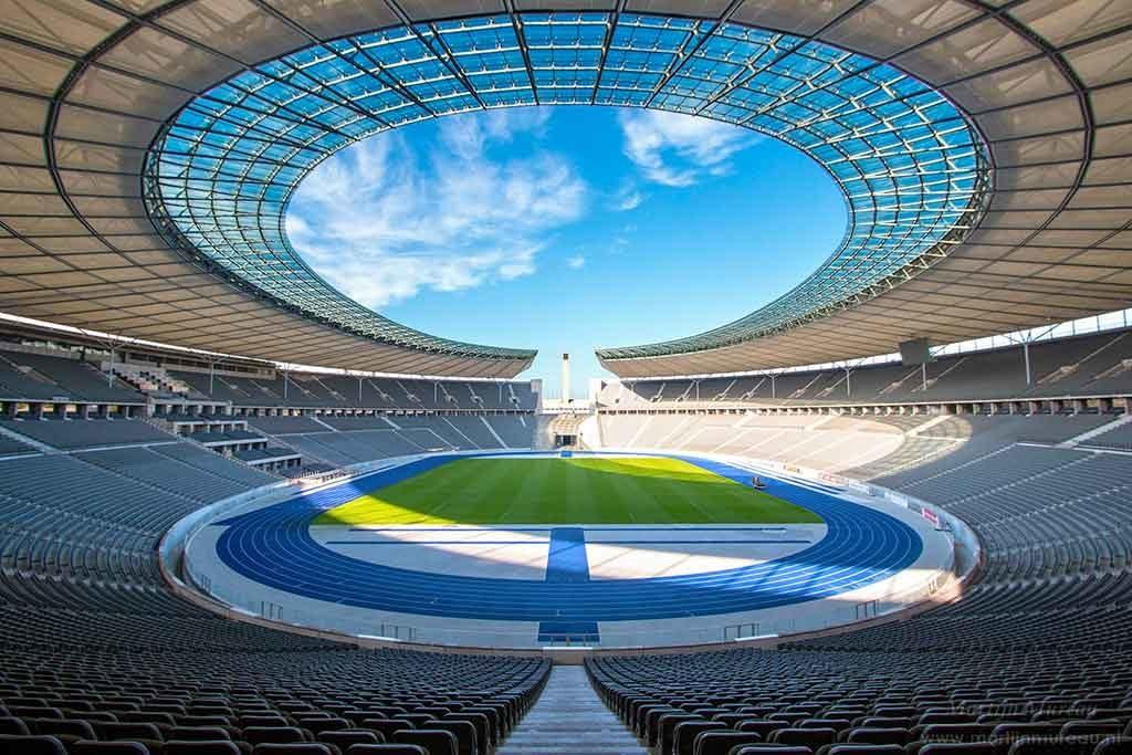 Das Olympiastadion hat nach dem Umbau von der UEFA den Status eines Fünf-Sterne-Stadions verliehen bekommen.