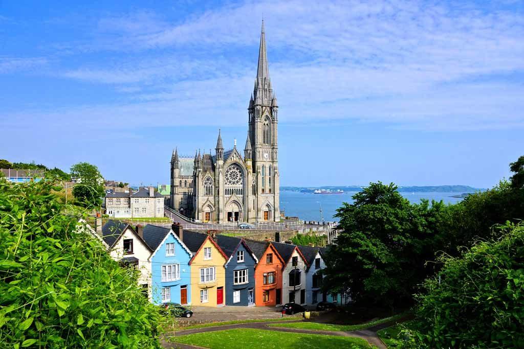 Cork ist die zweitgrößte Stadt Irlands