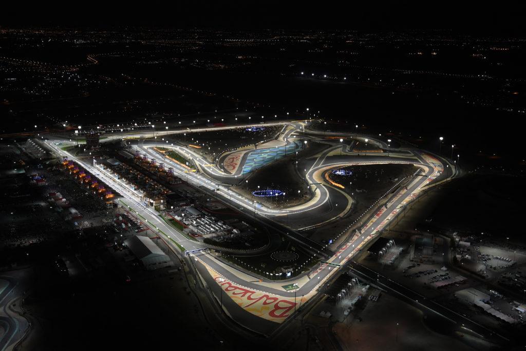 Der Bahrain International Circuit Foto: Bahrain Tourism & Exhibitions Authority