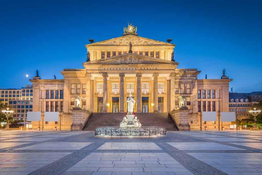 Das Konzerthaus, Berlin