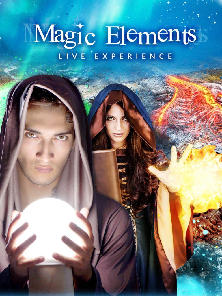 Gardaland: Magic Elements Foto: Gardaland