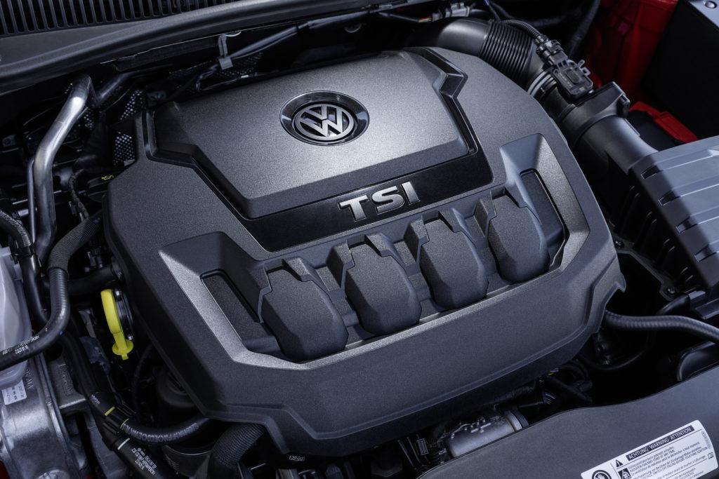 200 PS leistet der TSI-Motor im VW Polo GTI Foto: VW